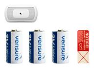 Verisure batteribytte
